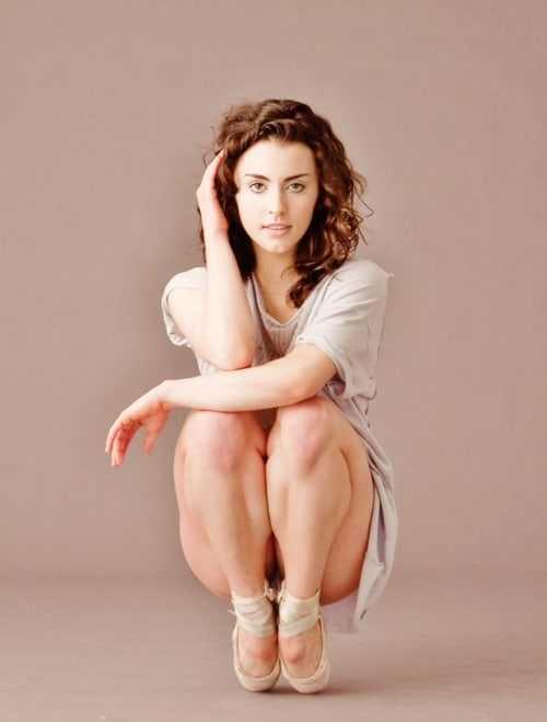Kathryn McCormick hot