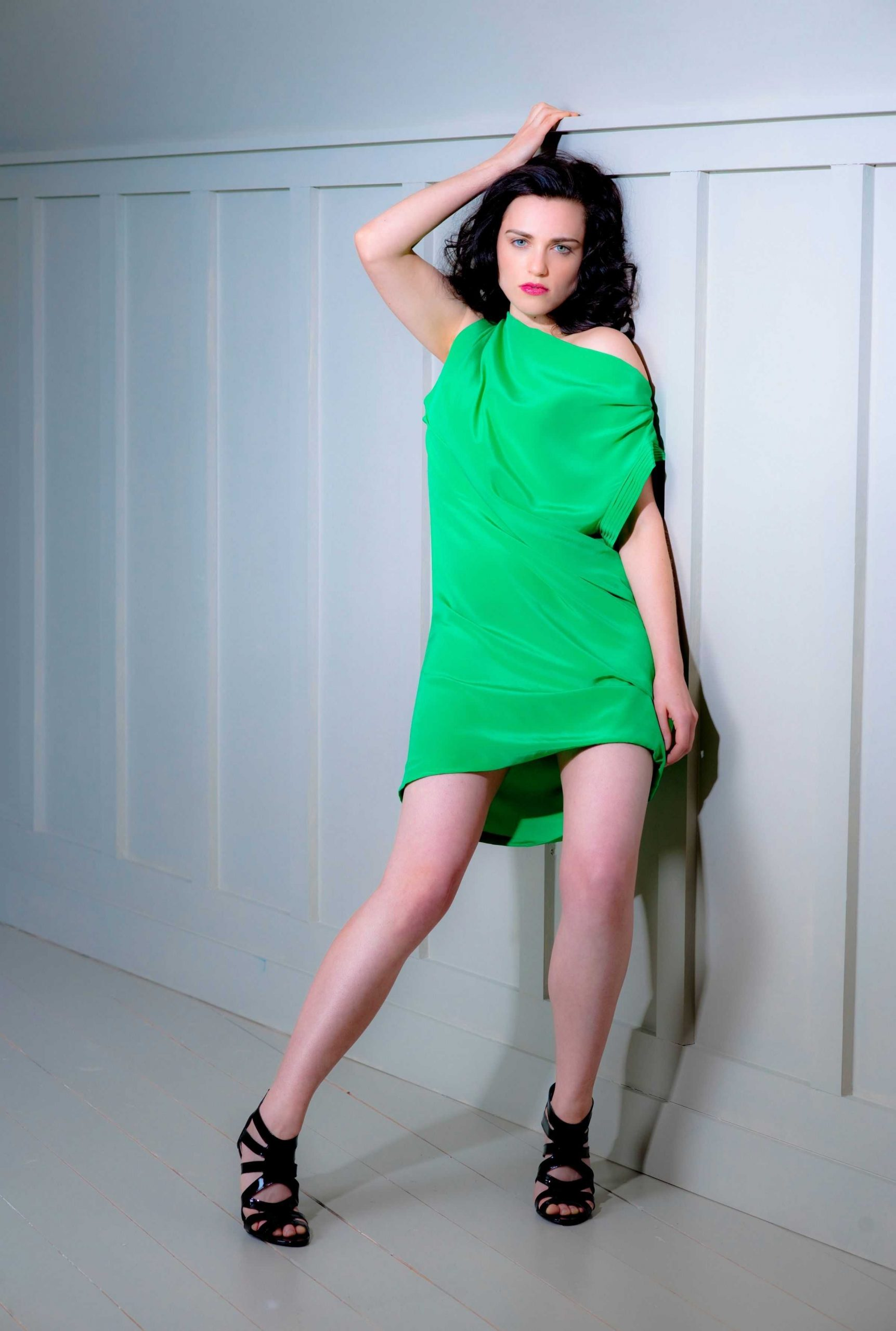 Katie McGrath sexy photo