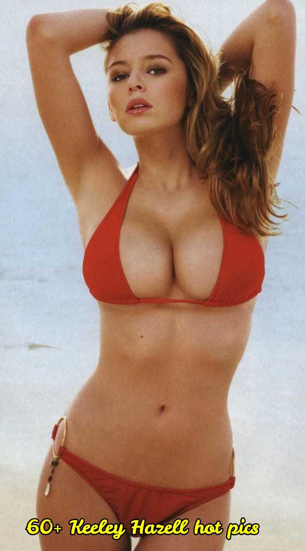 Keeley Hazell sexy bikini photo