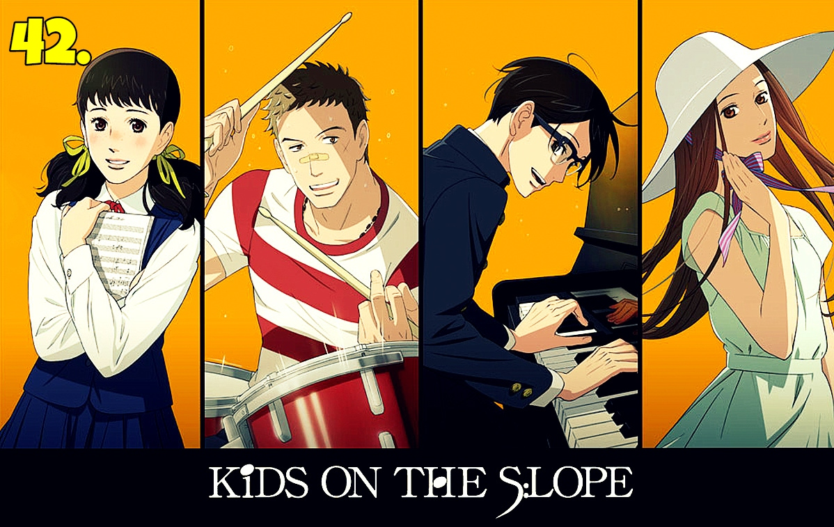 Kids on the Slope