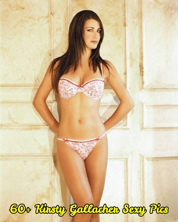 Kirsty Gallacher bikini