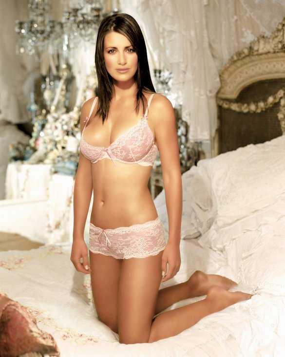 Kirsty Gallacher lingerie