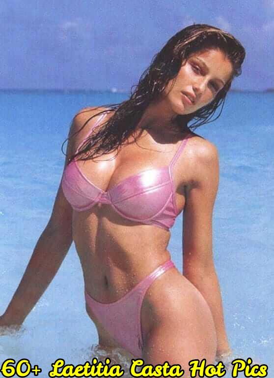 Bikini laetitia casta Laetitia Casta