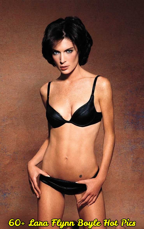 Lara Flynn Boyle bikini