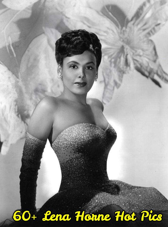 Lena Horne big boobs