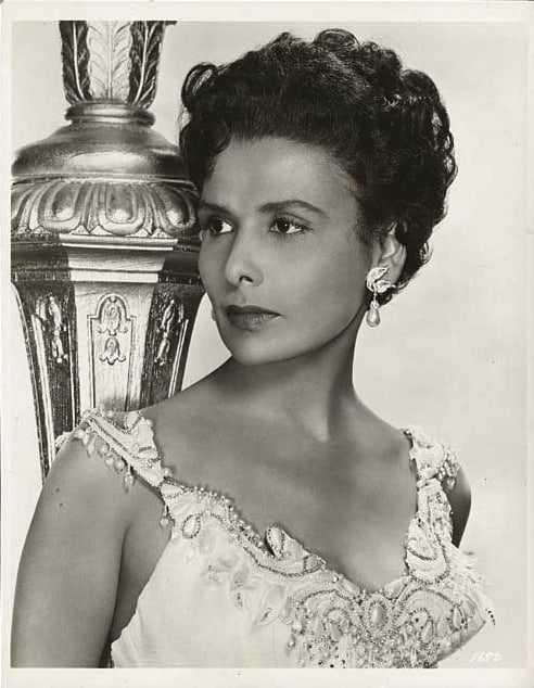 Lena Horne dress