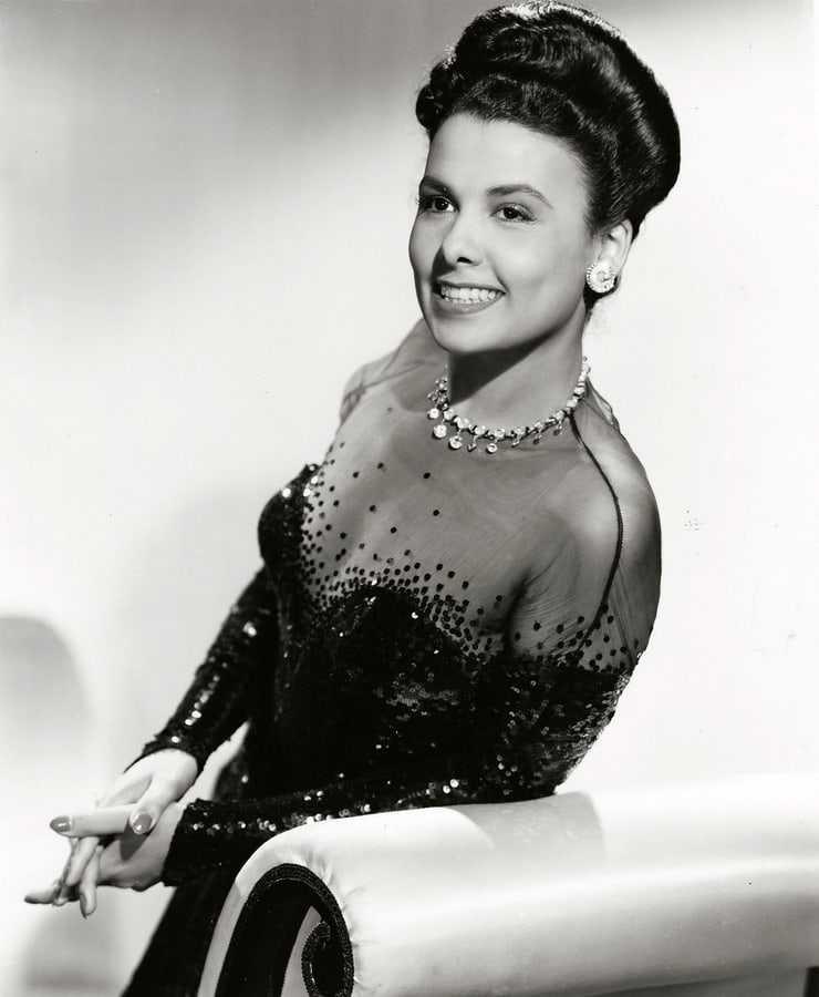 Lena Horne lovely smile