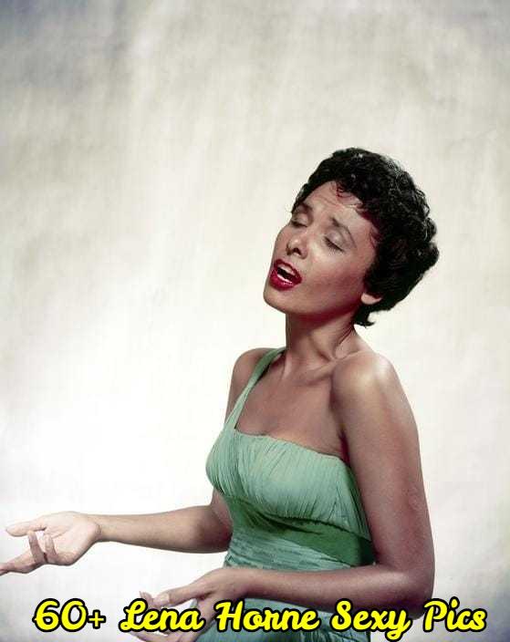 Lena Horne side boobs '