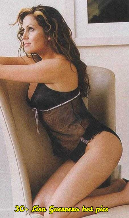 Lisa Guerrero sexy