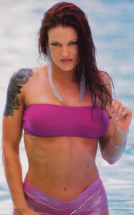 Lita hot look pic