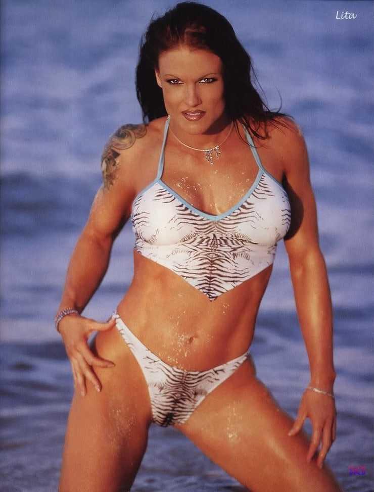 Lita hot wet look