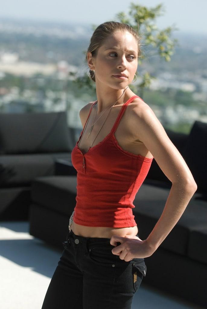 Margarita Levieva hot side pics