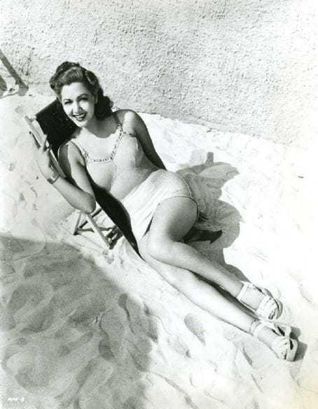 Maria Montez hot bikini