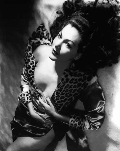 Maria Montez hot cleavage