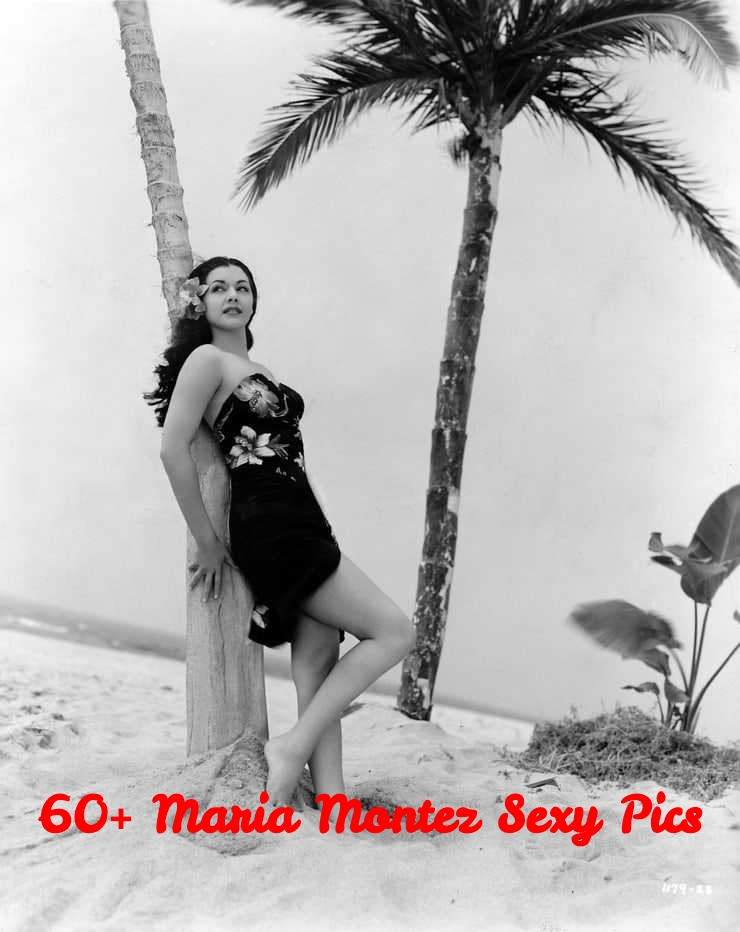 Maria Montez sexy pics