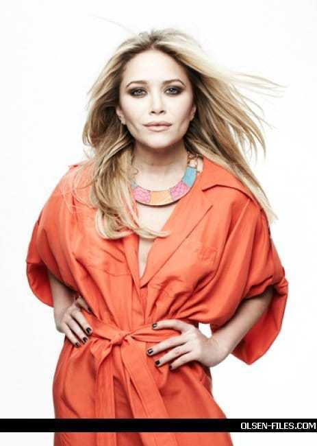 Mary-Kate Olsen hot cleavage