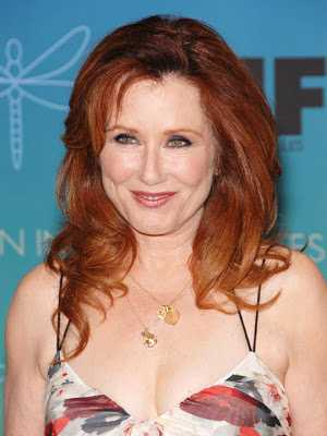 Mary McDonnell sexy cleavage