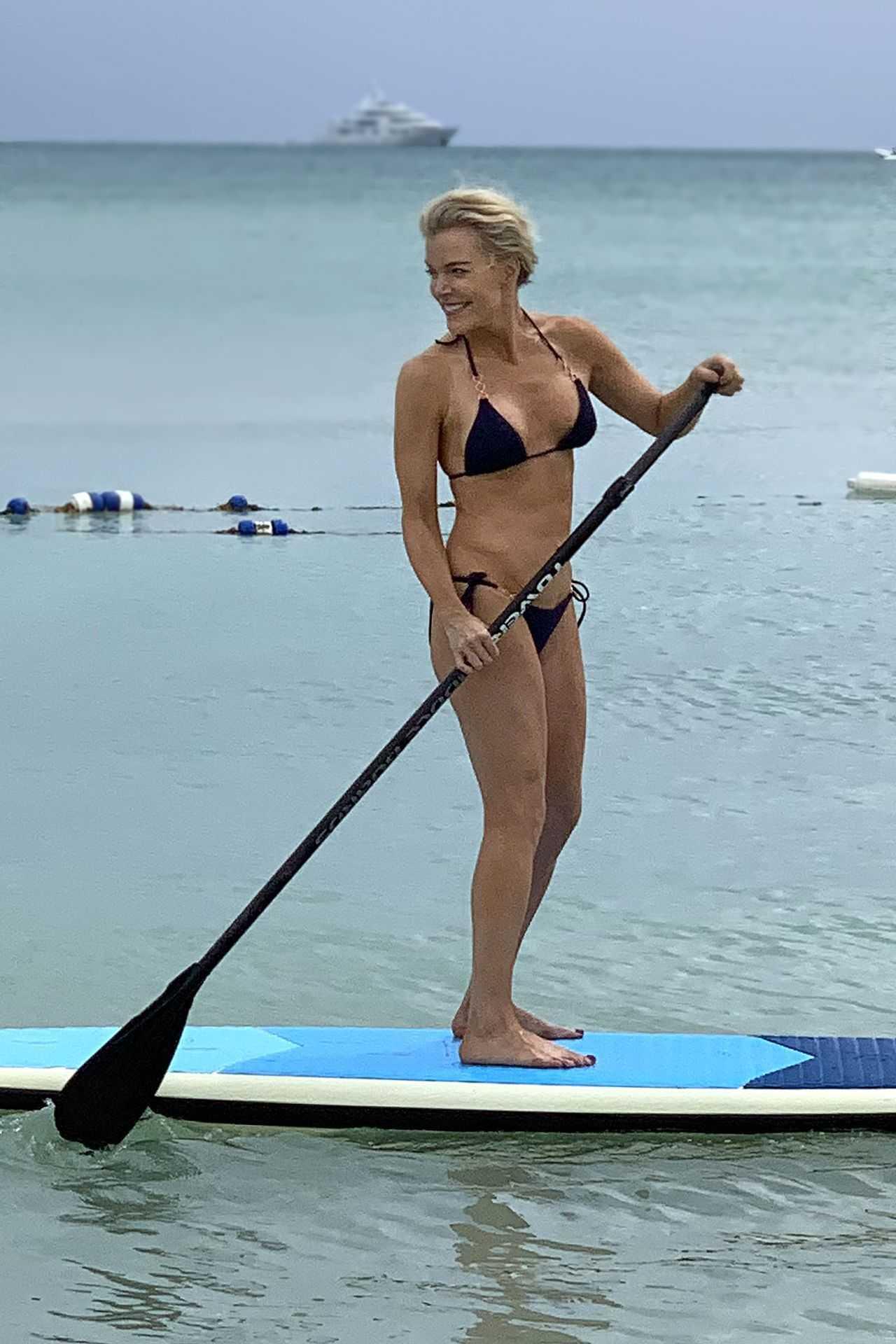 Megyn Kelly bikini