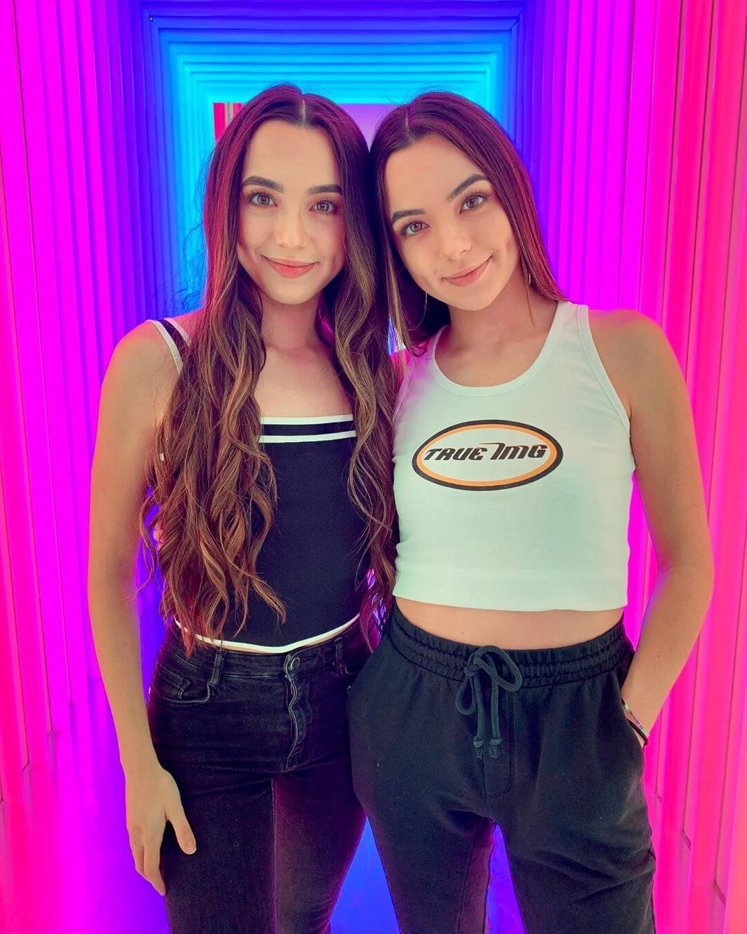 Merrell Twins awesome photo