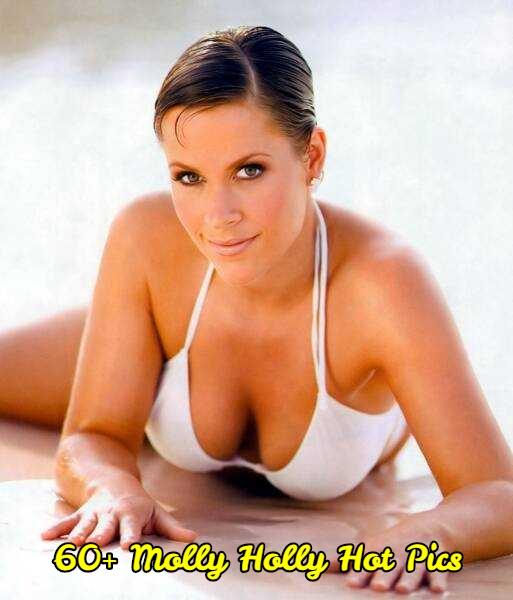 Molly Holly bikini