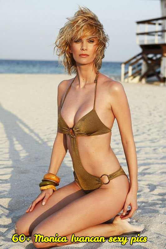 Monica Ivancan sexy bikini pic