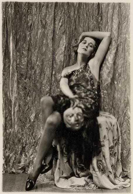 Norma Talmadge ass