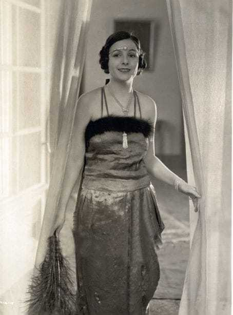Norma Talmadge cleavage pics