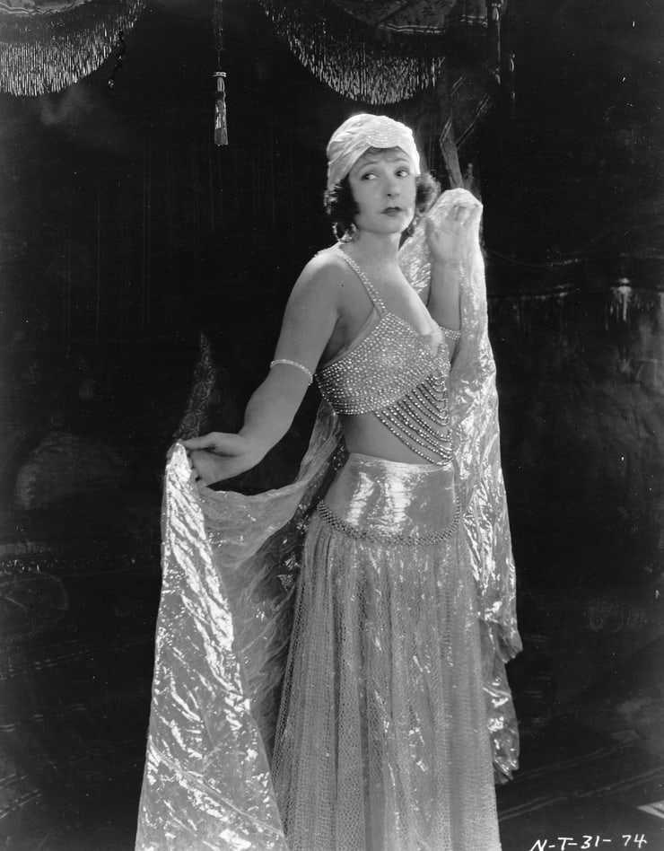 Norma Talmadge topless