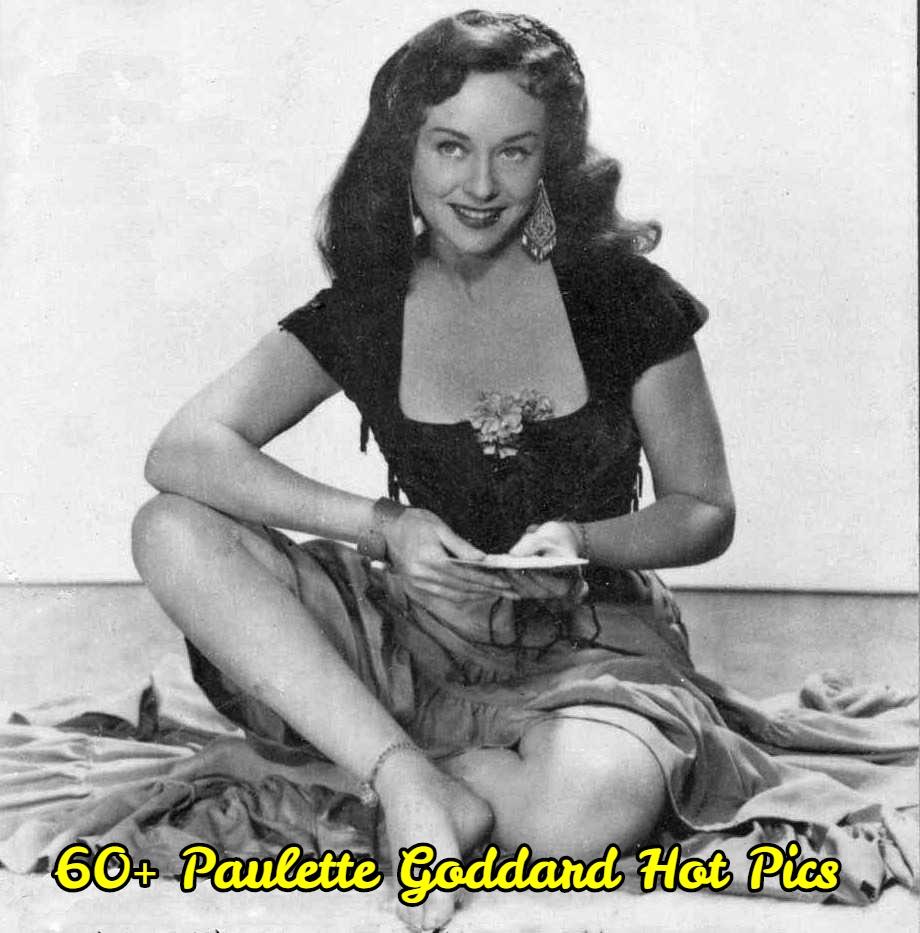 Paulette Goddard beautiful