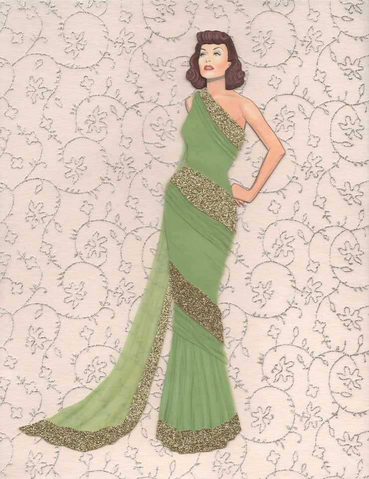 Paulette Goddard sexy