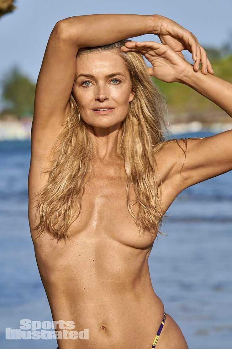 Paulina Porizkova topless