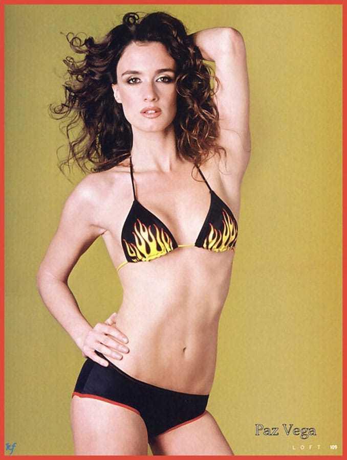 Paz Vega bikini pictures
