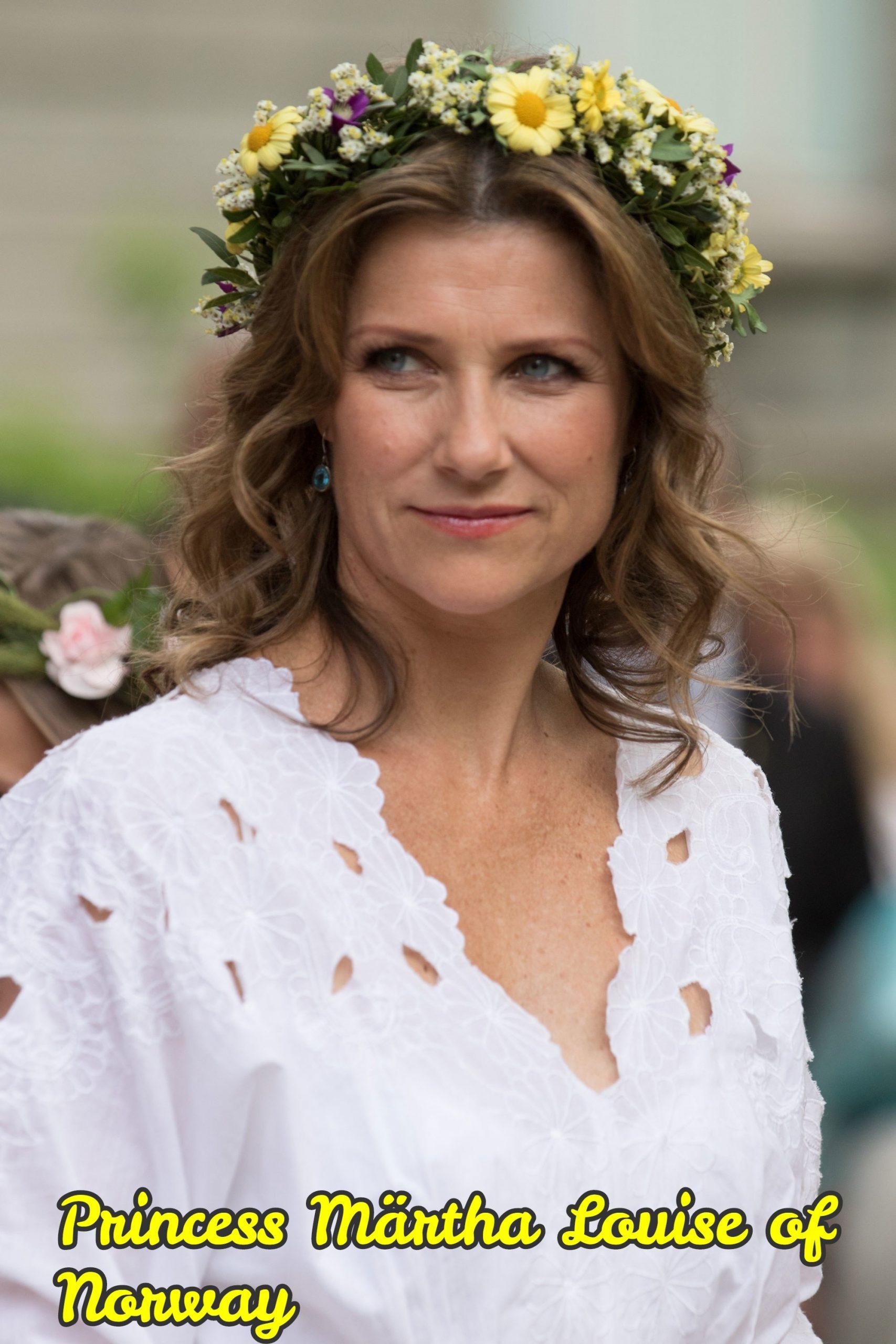 Norway Louise  nackt Maertha of Princess Princess Märtha