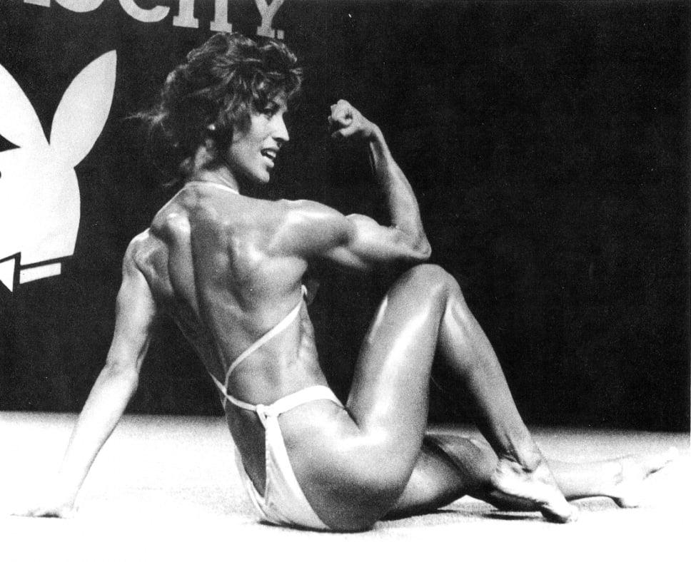 Rachel McLish butt