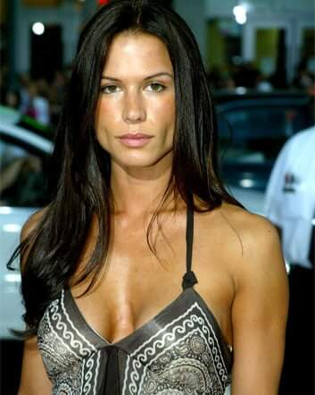Rhona Mitra sexy busty pictures