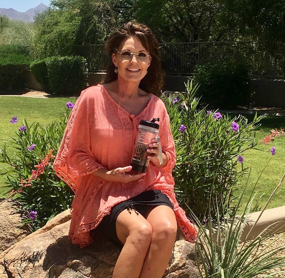 Sarah Palin dress