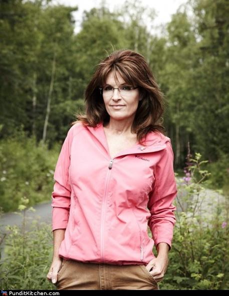 Sarah Palin lovely