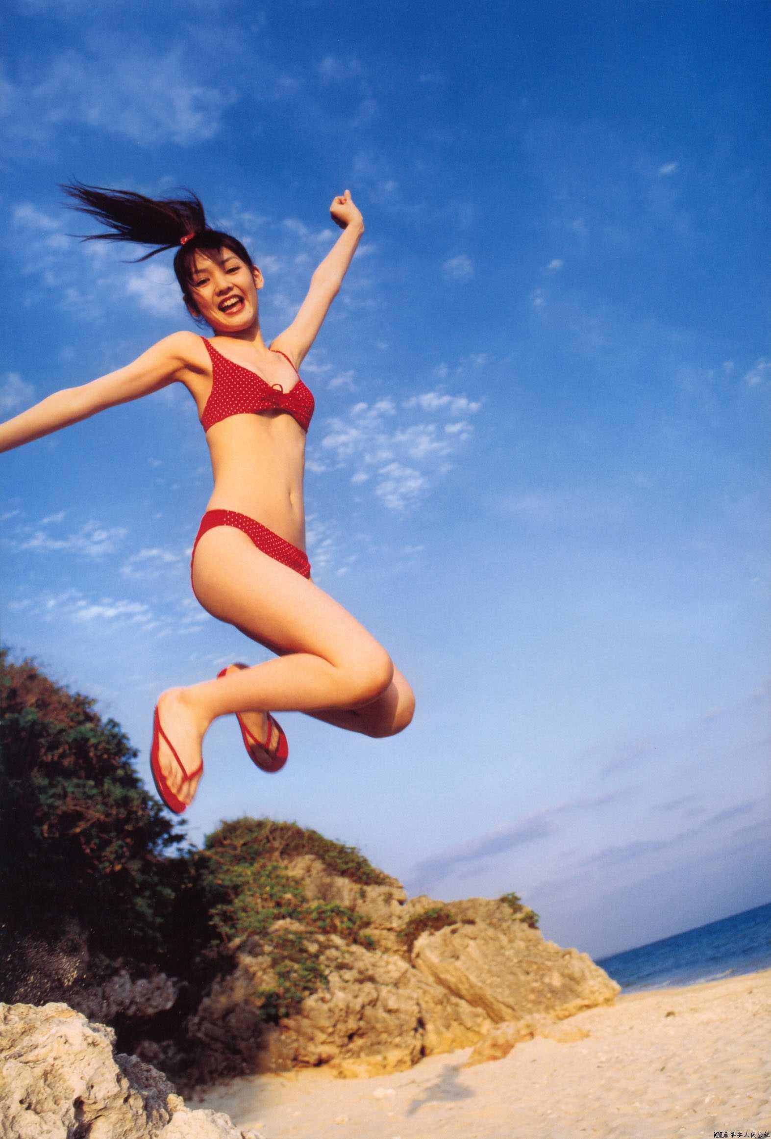 Sayumi Michishige smile