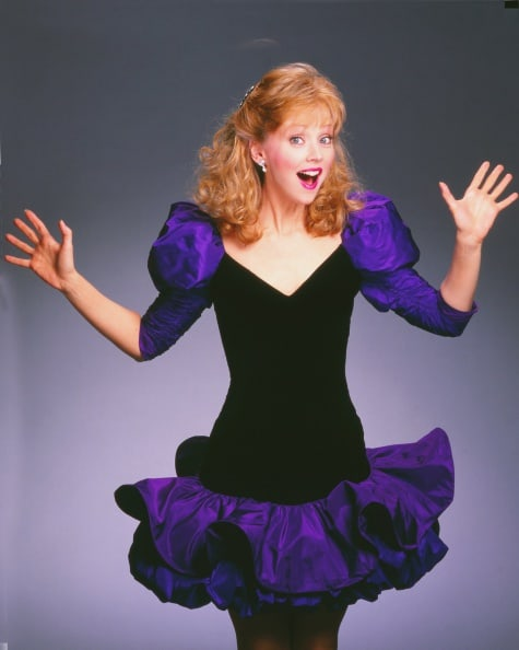 Shelley Long cleavage pics