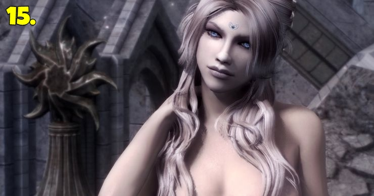 Skyrim Nude Female Mods By Davven