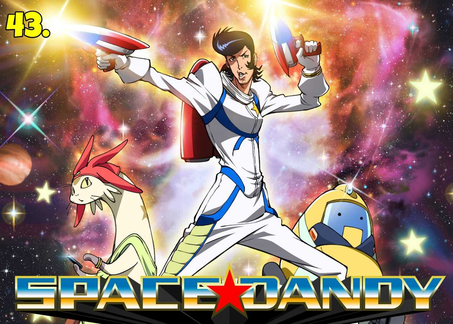 Space-Dandy
