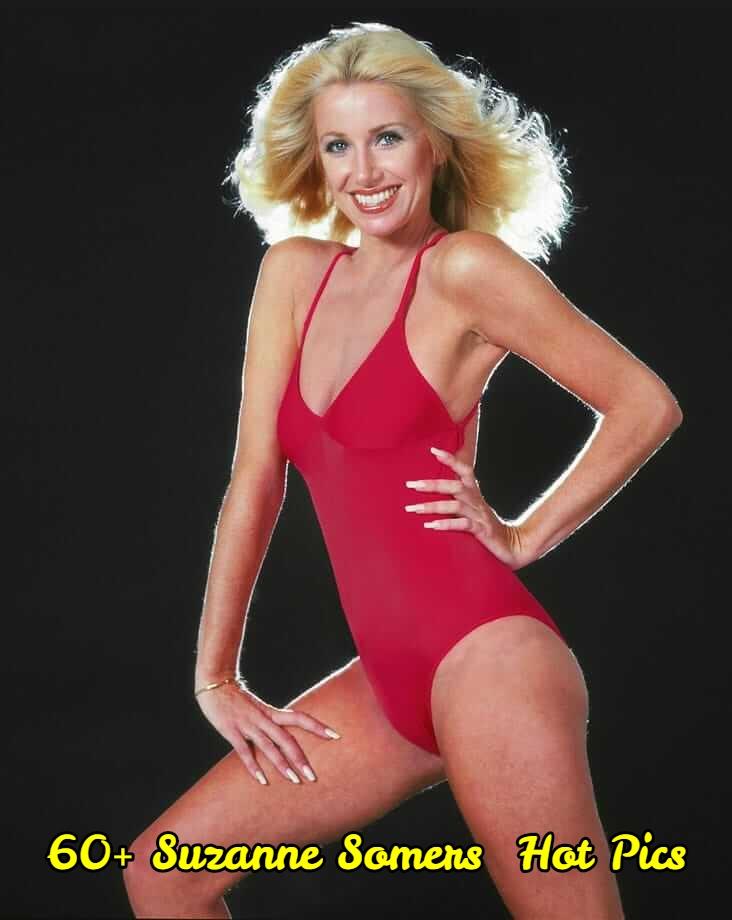 Suzanne Somers swim suit