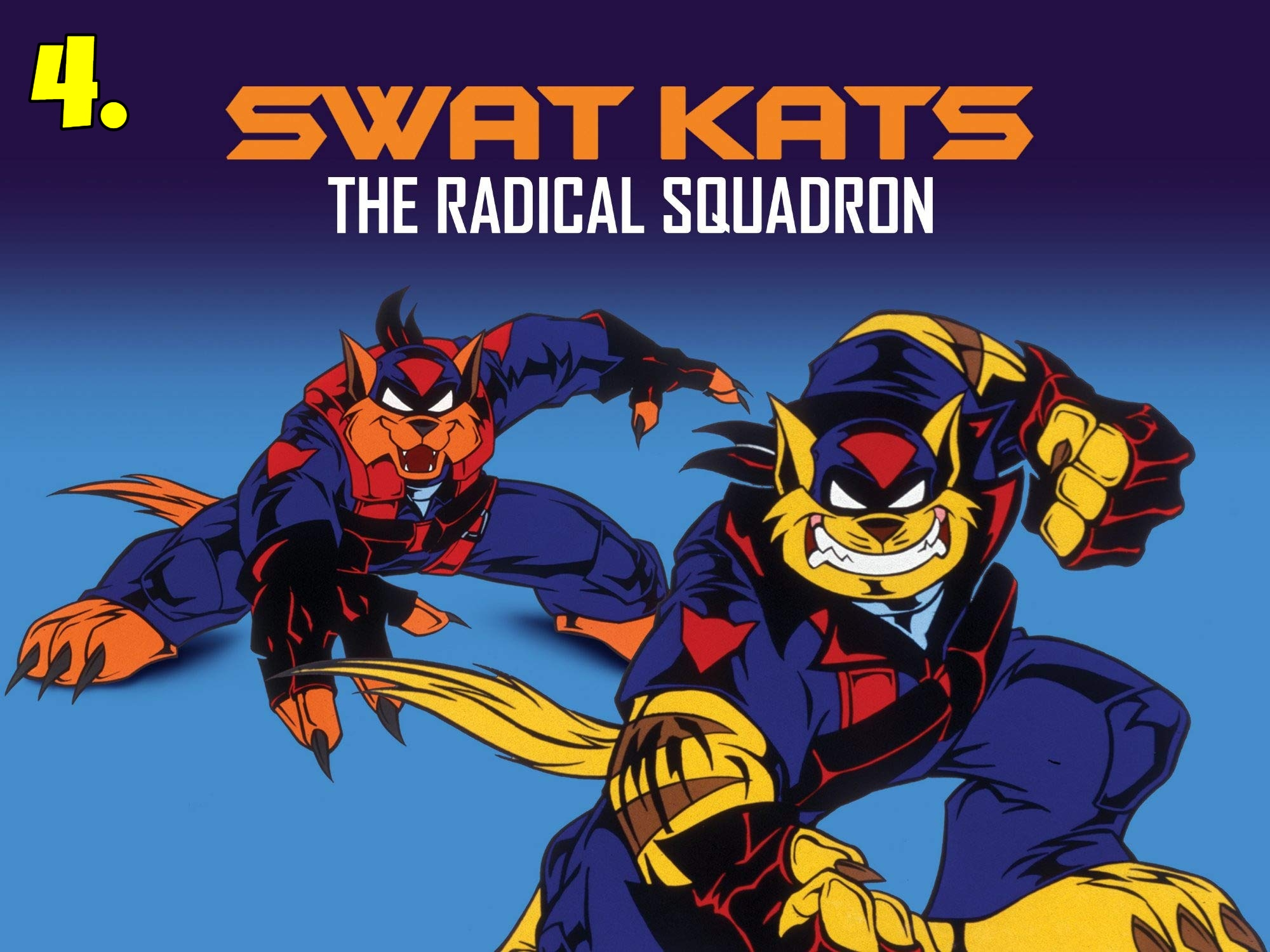Swat Kats The Radical Squadron