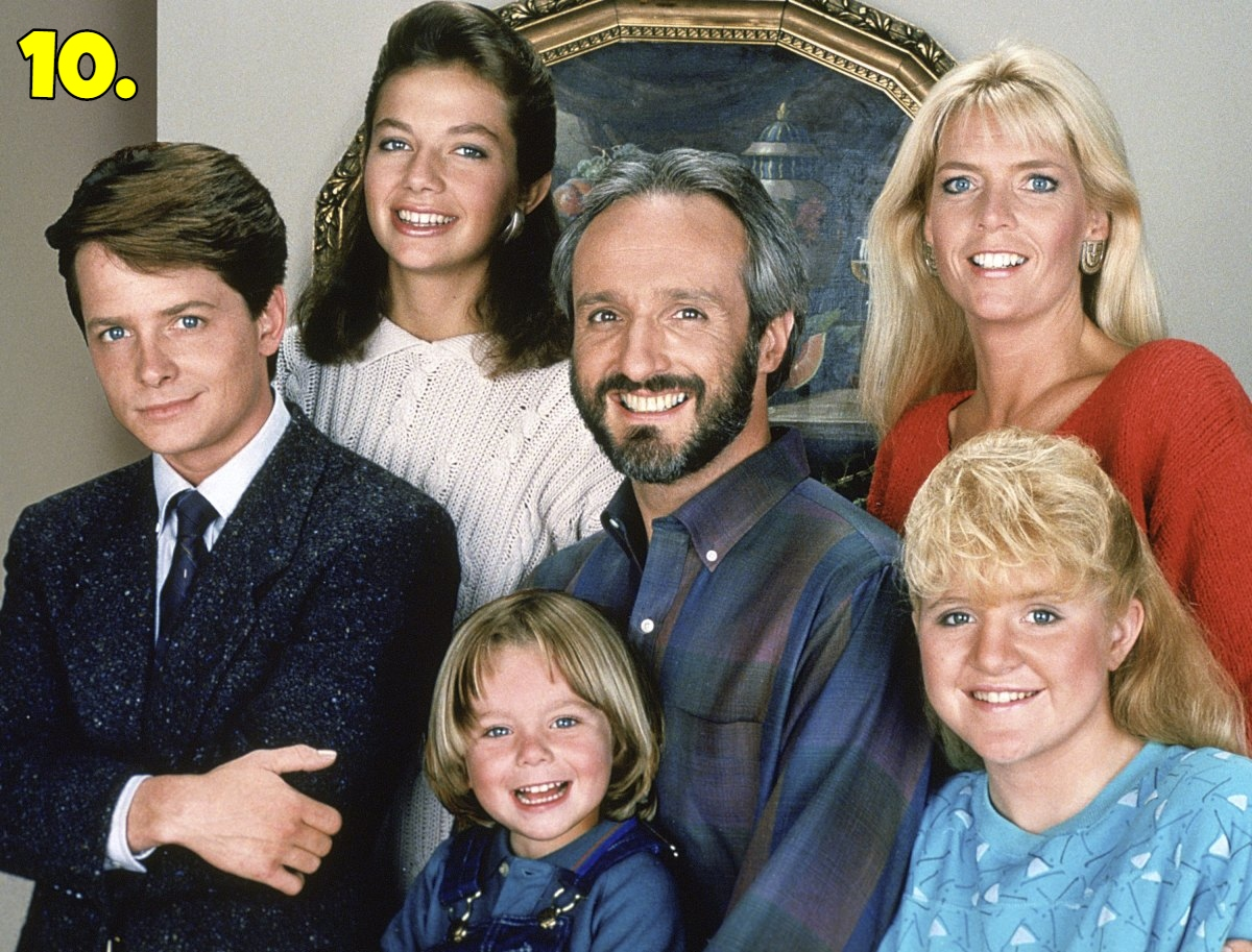 The A-Team Family Ties