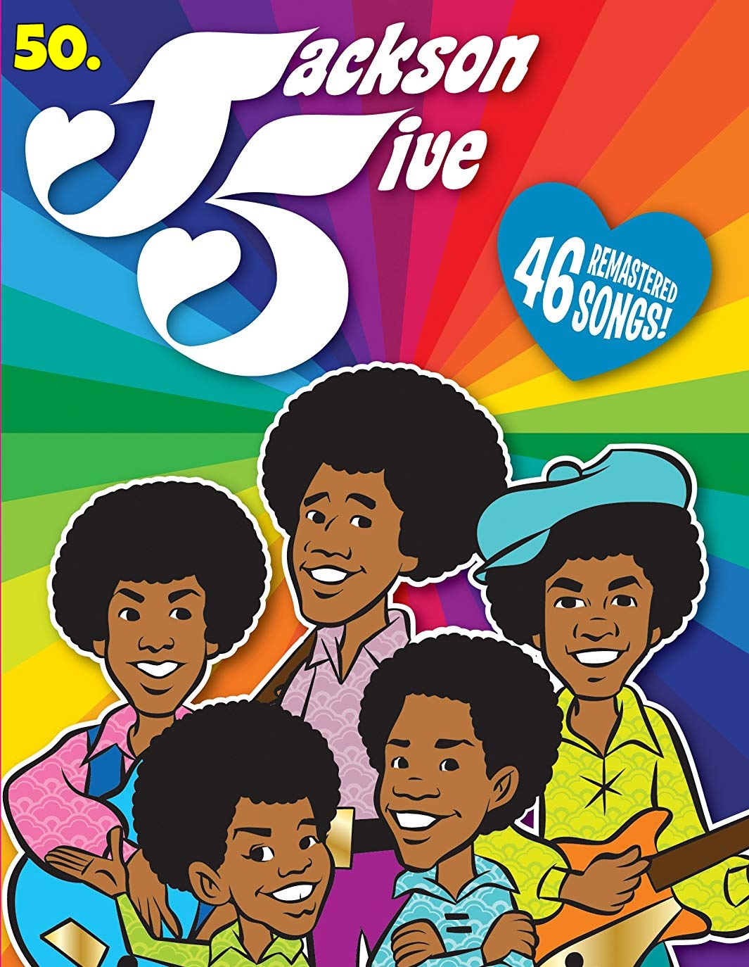 The Jackson 5ive