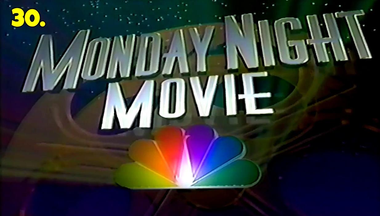 The NBC Monday Movie