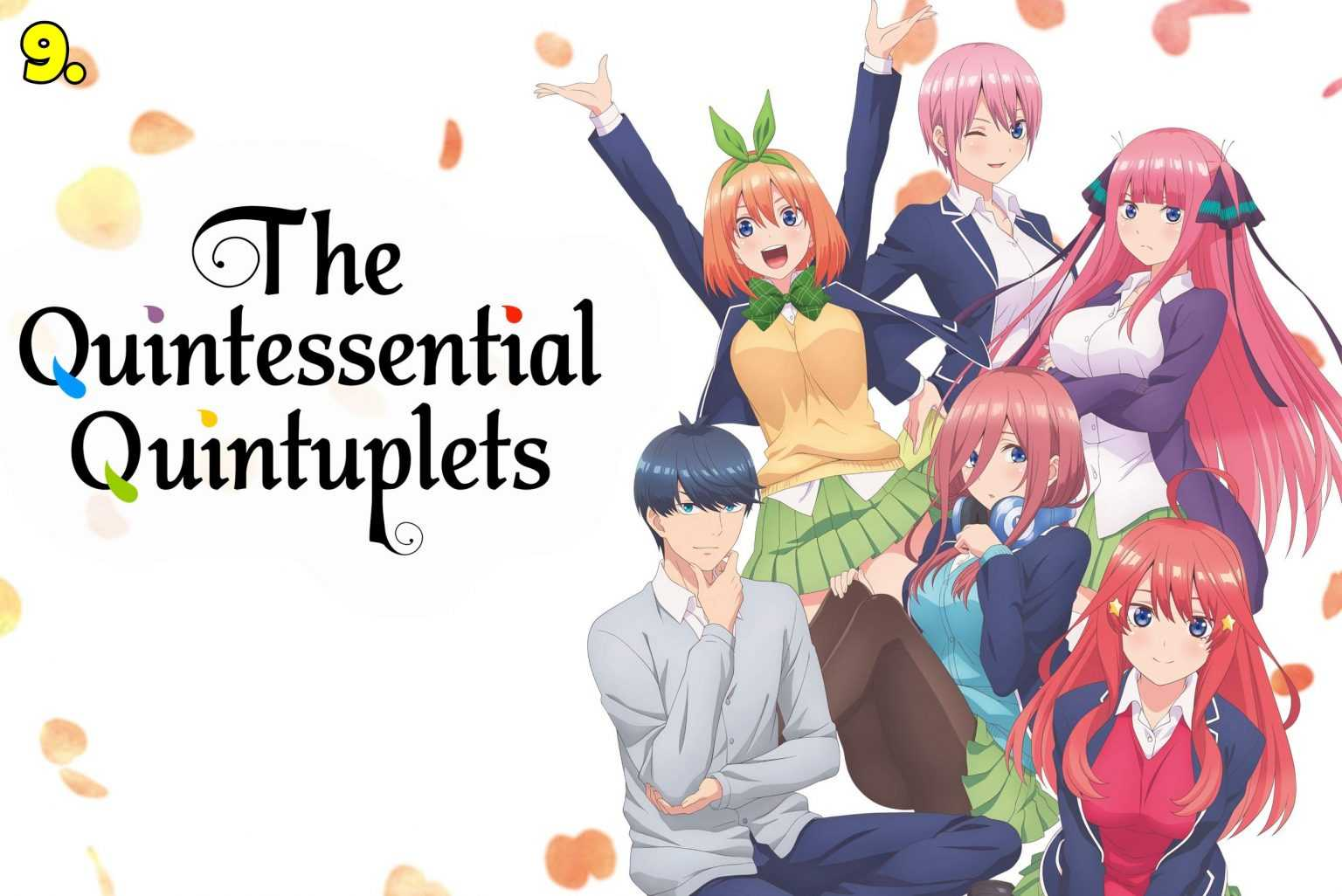 The-Quintessential-Quintuplets-second-Season