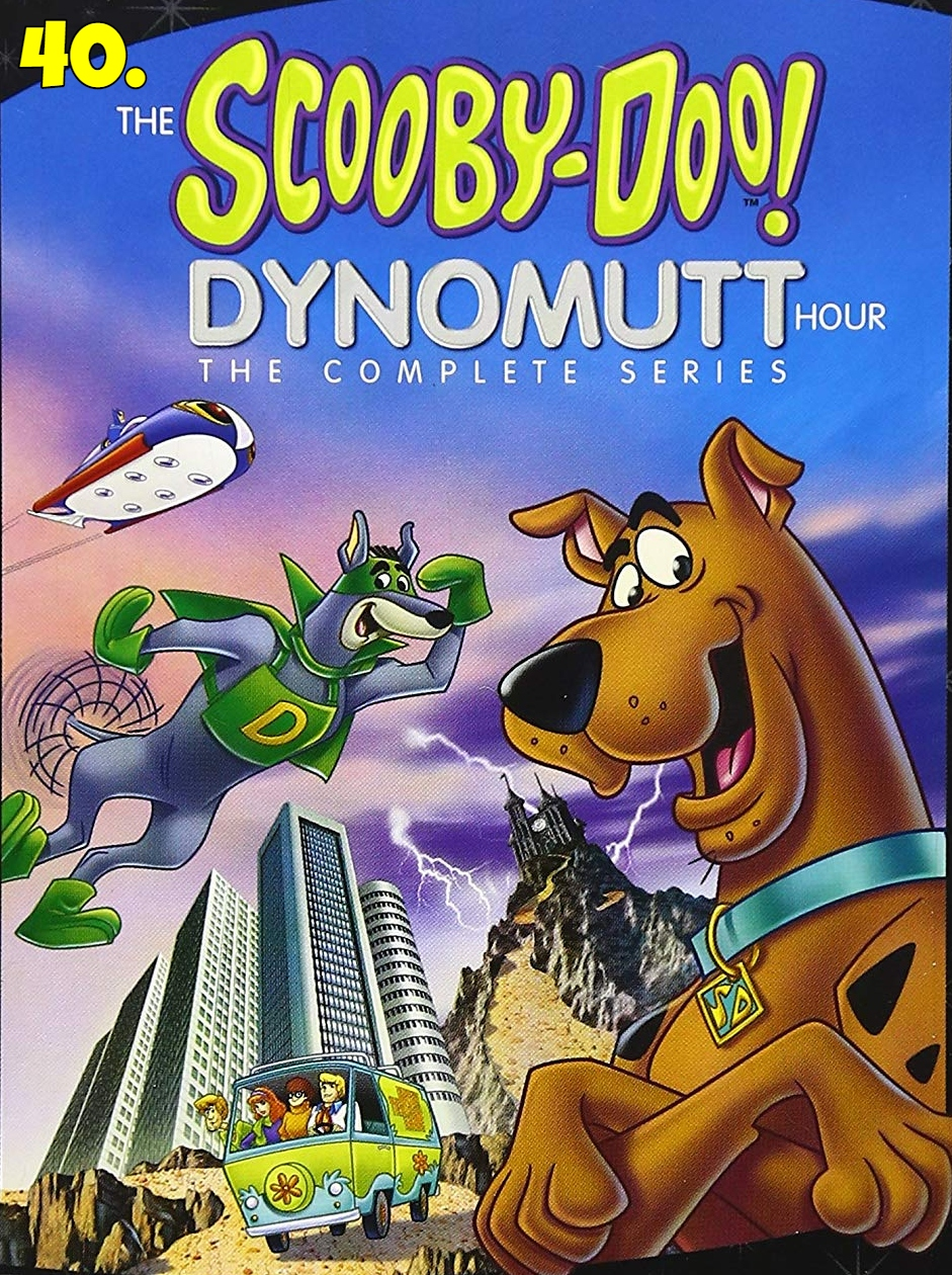 The Scooby-Doo Dynomutt Hour