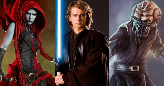 Top 25 Strongest Jedi of All Time