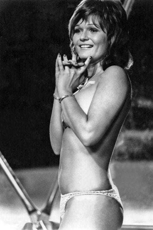 Valerie Perrine topless